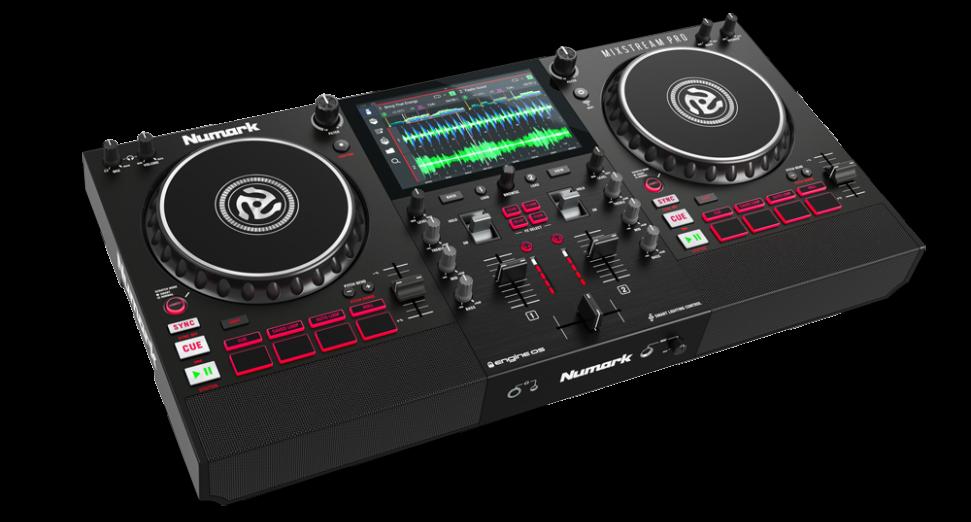 numark mixstream pro